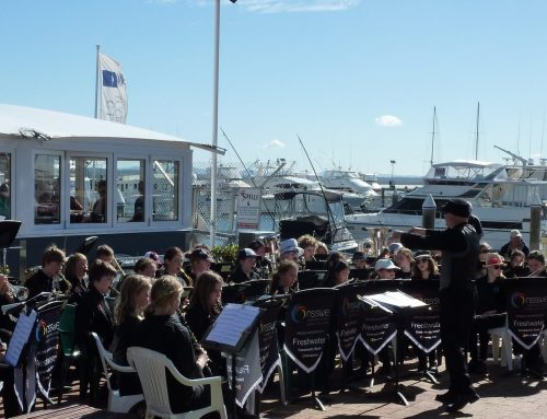 2013 Primary Performance Tour: Nelson Bay, Port Stephens