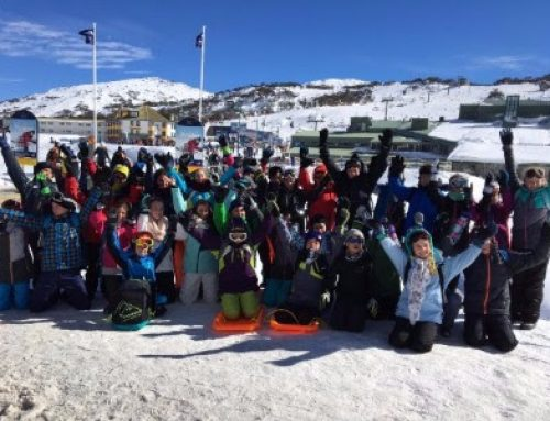 2017 Junior Tour to the Snowy Mountains and Canberra
