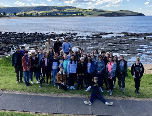 2018 Senior Retreat to Gerringong